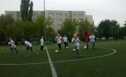 Dzieci Dzieciom – a teraz nasi fundacyjni piłkarze:)