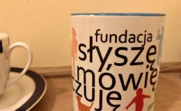 Herbatka w Fundacji