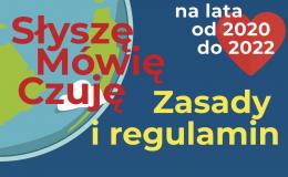 Projekt 2020-2022 – zasady i regulamin, REKRUTACJA
